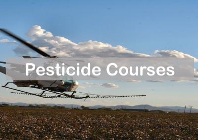 Pesticide Courses